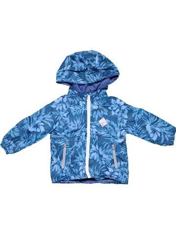 Jacket boy ZARA blue 18 months winter #4937_1