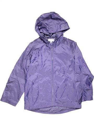 Jacket girl INDIGO purple 11 years summer #5066_1