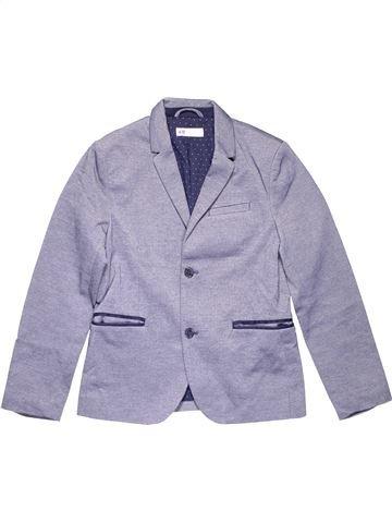 Blazer boy H&M purple 11 years winter #5068_1