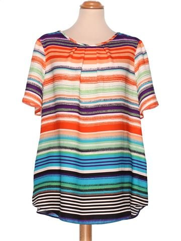 Short Sleeve Top woman M&CO UK 16 (L) summer #50694_1