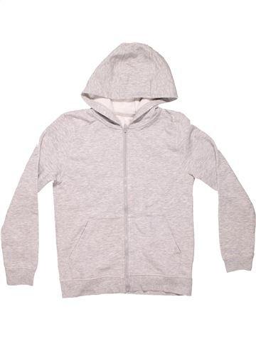 Sweatshirt unisex PEP&CO white 10 years winter #5101_1