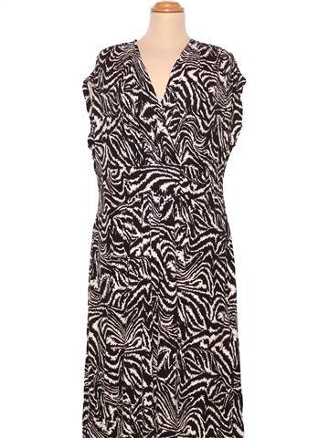 Dress woman JANINA UK 18 (XL) summer #51311_1