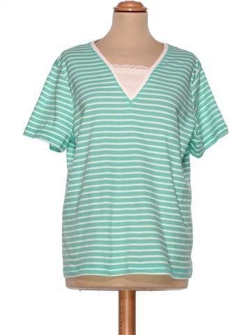 Short Sleeve Top woman DAMART UK 20 (XL) summer #51870_1