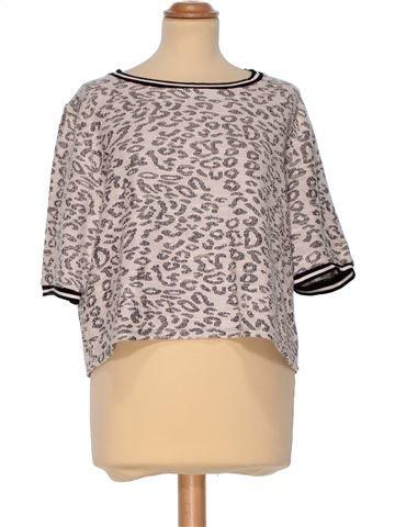 Short Sleeve Top woman CLOCK HOUSE XXL summer #5291_1