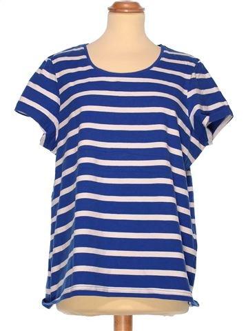 Short Sleeve Top woman JANINA UK 20 (XL) summer #53089_1