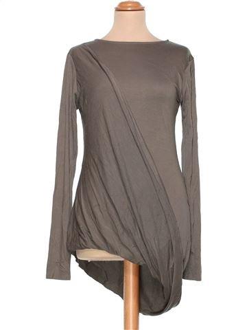 Long Sleeve Top woman RIVER ISLAND UK 12 (M) summer #53334_1