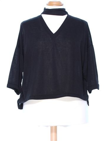 Long Sleeve Top woman RIVER ISLAND UK 16 (L) winter #53702_1