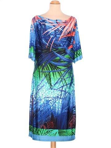 Dress woman FRANKLYMAN UK 16 (L) summer #53713_1