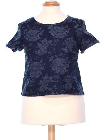 Short Sleeve Top woman DENIM CO UK 14 (L) summer #53744_1
