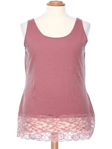 Tank Top woman LAURA TORELLI XL summer #53969_1