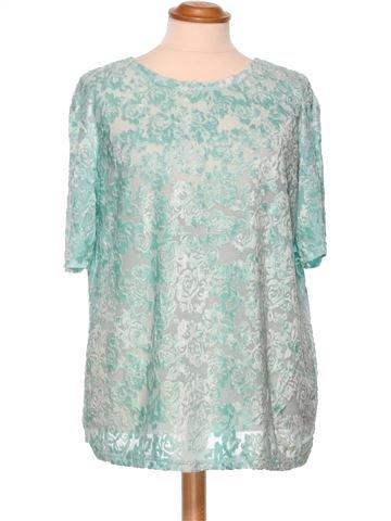 Short Sleeve Top woman GEORGE UK 20 (XL) summer #54062_1