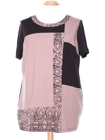 Short Sleeve Top woman SHEEGO UK 24 (XXL) summer #54108_1