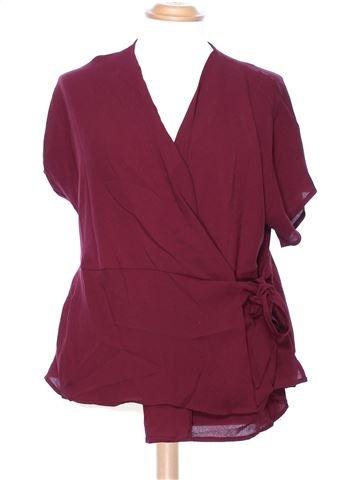 Short Sleeve Top woman NEW LOOK UK 18 (XL) summer #54217_1