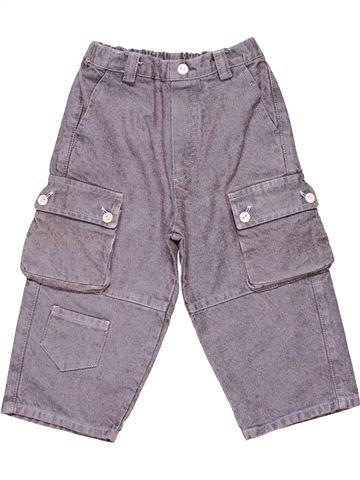 Trouser boy SIMONETTA gray 12 years summer #5453_1