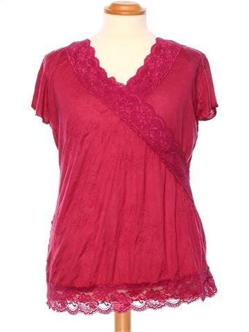 Short Sleeve Top woman DOROTHY PERKINS UK 20 (XL) summer #54587_1