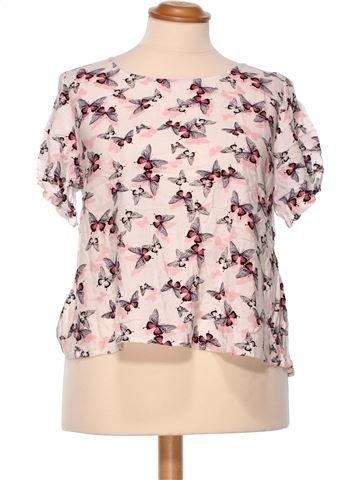 Short Sleeve Top woman DOROTHY PERKINS UK 18 (XL) summer #54796_1