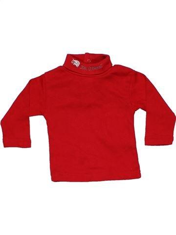 Long sleeve T-shirt unisex DPAM red 3 months winter #5575_1