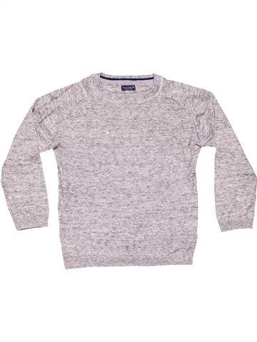 Long sleeve blouse boy NEXT white 6 years winter #5660_1