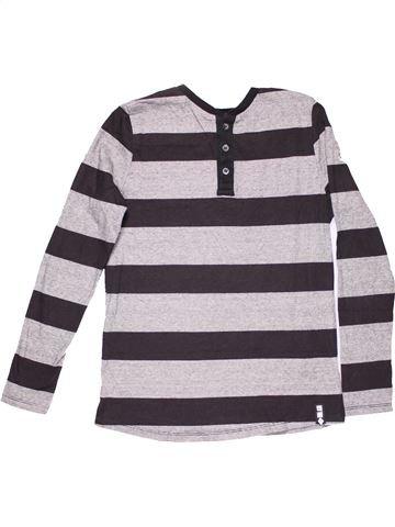 Long sleeve blouse boy L.O.G.G. black 12 years winter #5729_1