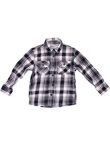 Long sleeve shirt boy PRIMARK gray 4 years winter #5760_1