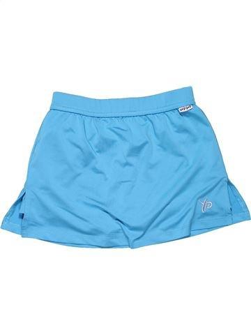 Pant skirt girl YEP YEP blue 8 years summer #5786_1
