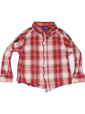 Long sleeve shirt boy CHEROKEE pink 2 years summer #5864_1