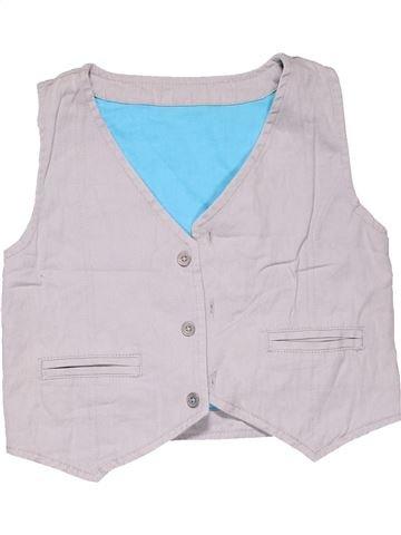 Vest boy REBEL white 3 years winter #597_1