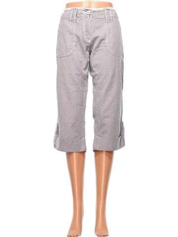 Cropped Trouser woman NEXT UK 12 (M) summer #61192_1