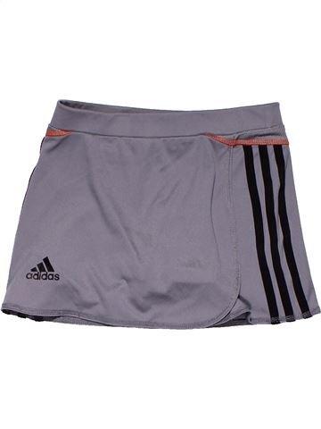 Pant skirt girl ADIDAS purple 6 years summer #6152_1