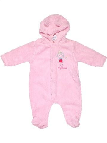 Costume girl LITTLE BUT LOUD pink 6 months winter #6694_1