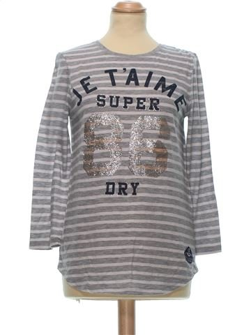 Long Sleeve Top woman SUPERDRY S winter #6754_1