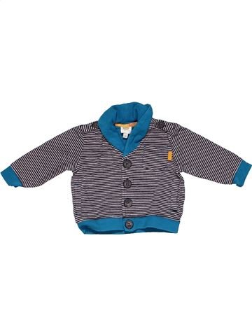 Sweatshirt boy TED BAKER purple 6 months winter #7127_1