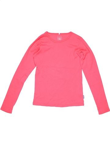 Long sleeve T-shirt girl NAME IT pink 12 years summer #7211_1