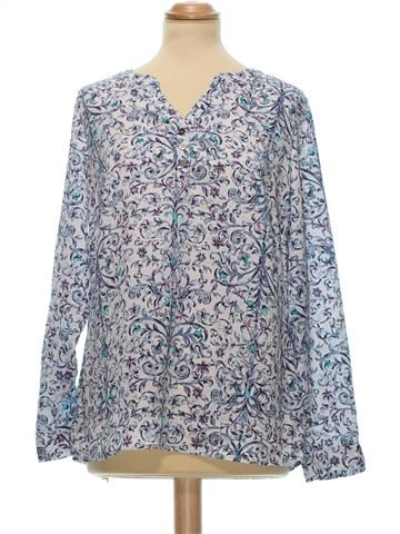 Blouse woman M&S UK 14 (L) summer #7623_1