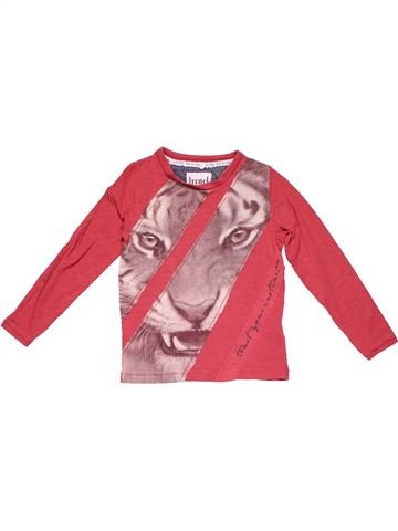 Long sleeve blouse boy NAME IT pink 5 years winter #7646_1