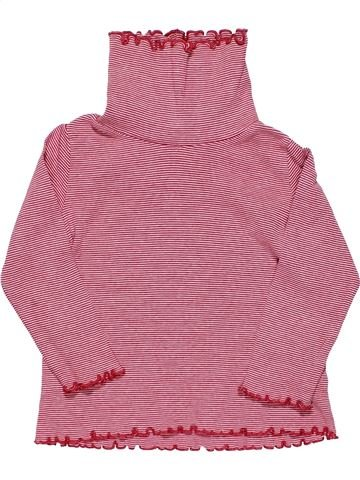 Long sleeve T-shirt girl ESPRIT pink 3 years winter #7970_1