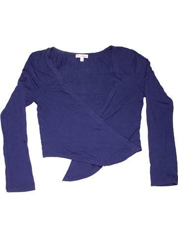 Bolero girl MARKS & SPENCER purple 13 years winter #8364_1