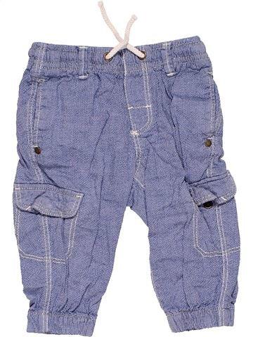 Harem pant boy H&M blue 6 months summer #8655_1