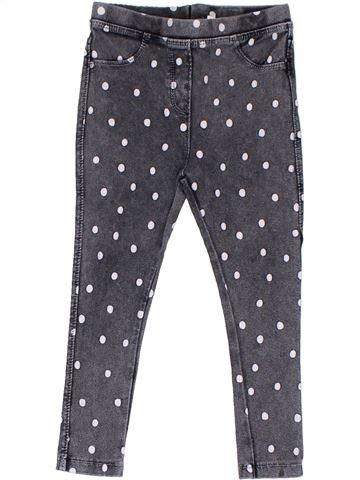 Girls Zara Disney Jeans 12-18 Months Moderate Price Trousers & Shorts