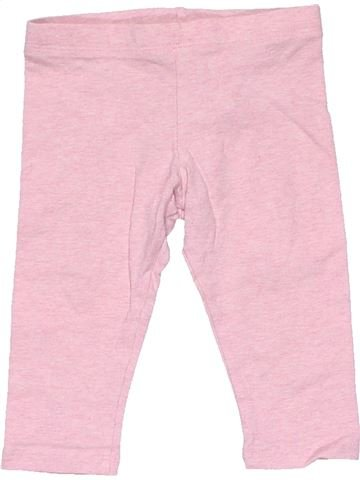 Leggings girl F&F BABY pink 6 months winter #8871_1