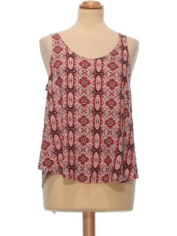 Short Sleeve Top woman NEW LOOK UK 12 (M) summer #8955_1