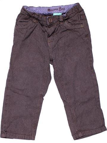 Trouser boy MONSOON gray 2 years summer #9179_1