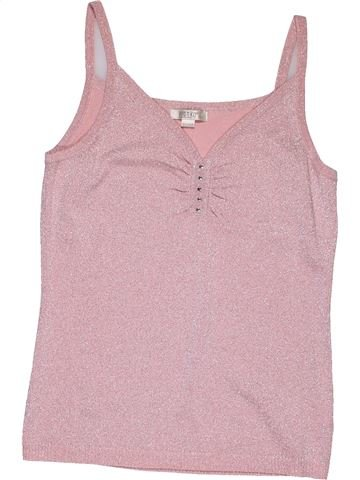 06253db5cecb See all 5488 items. Sleeveless T-shirt girl WANKO pink 14 years summer  #92065_1
