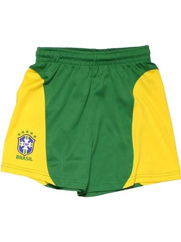 Sports short boy ROGERS green 6 years summer #9321_1