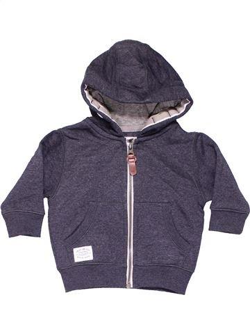 Sweatshirt unisex NEXT purple 6 months winter #9448_1