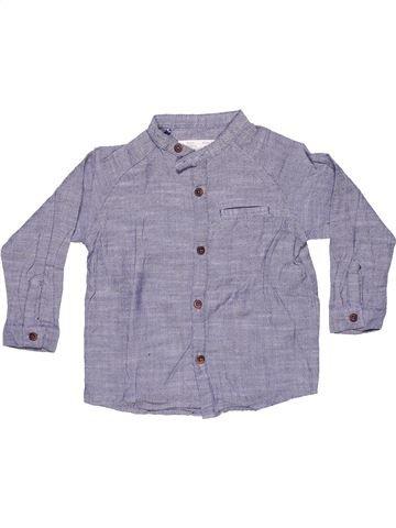 Long sleeve blouse boy ZARA gray 2 years winter #9660_1