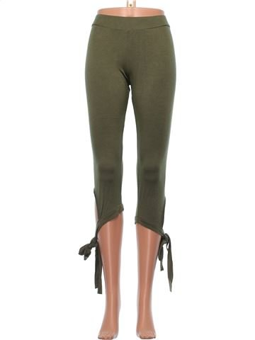 Cropped Trouser woman BOOHOO UK 14 (L) summer #9690_1