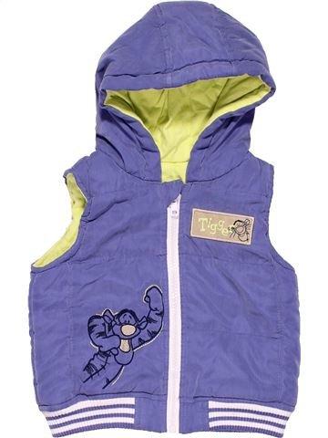 Vest unisex DISNEY BABY purple 12 months winter #9947_1