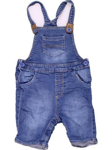 Dungaree unisex MATALAN blue 18 months summer #9989_1
